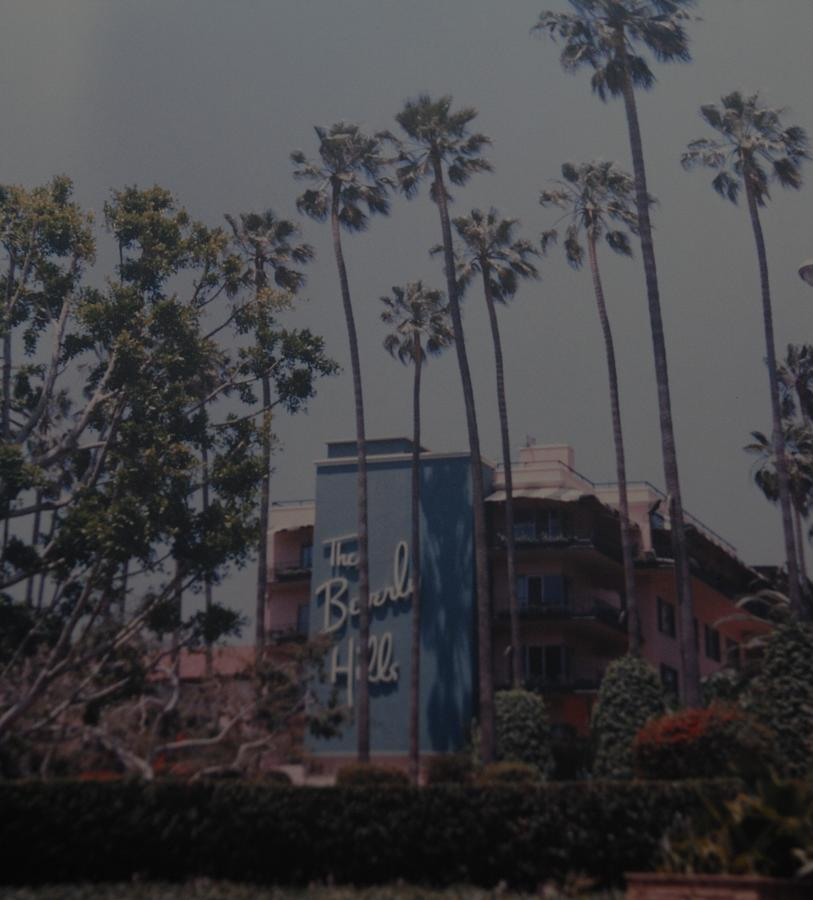 Beverly Hills Photograph - The Beverly Hills Hotel by Rob Hans