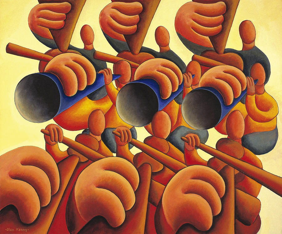 The Big Band by Alan Kenny