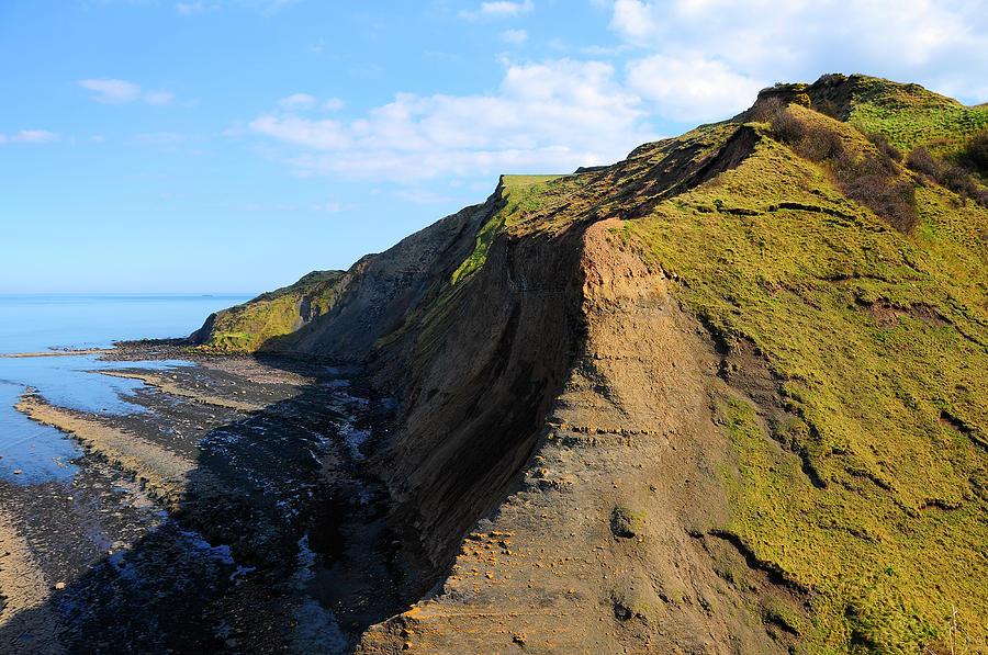Landscape Photograph - The Big Rock by Svetlana Sewell
