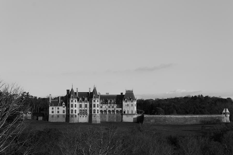 Biltmore Photograph - The Biltmore Mansion by Michael Tesar