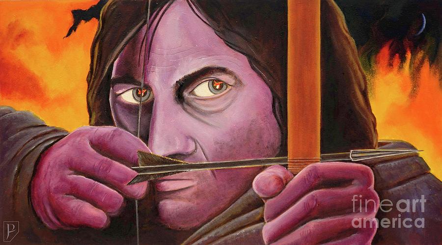 The Black Arrow by GORDON PALMER