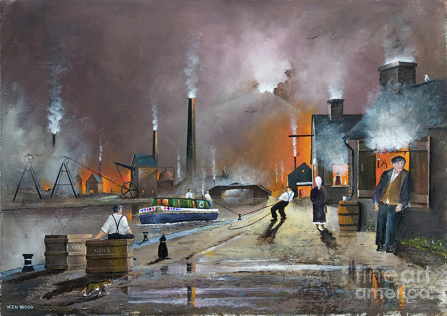 The Black Country Man by Ken Wood