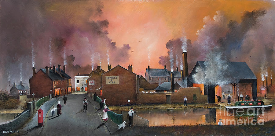 The Black Country Village by Ken Wood