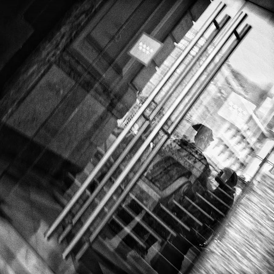 Spain Photograph - The Black Shadow  #spain #police by Rafa Rivas