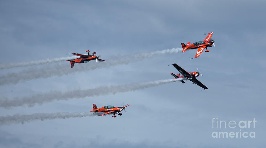 The Blades Photograph - The Blades by Smart Aviation