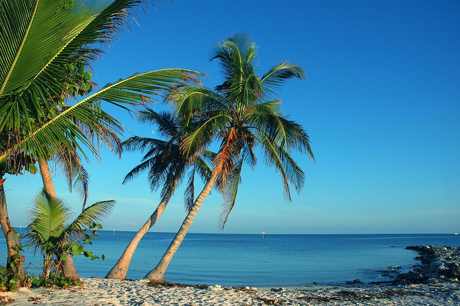 Beach Scenes Photograph - The Blue Lagoon by Susanne Van Hulst
