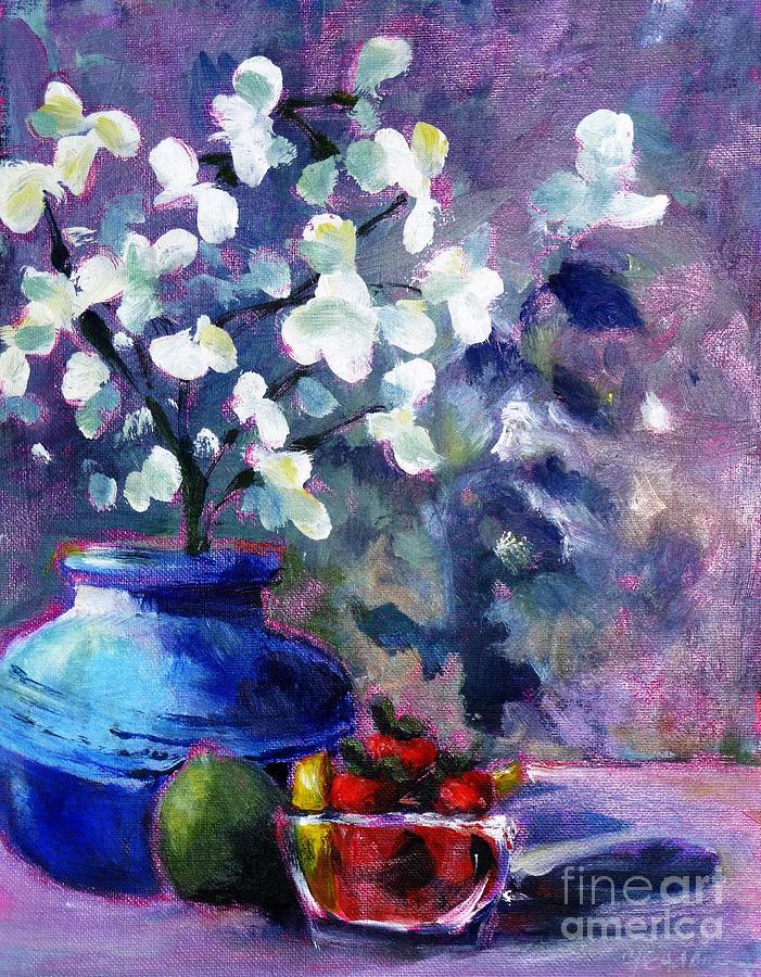 The Blue Vessel by CHERYL EMERSON ADAMS