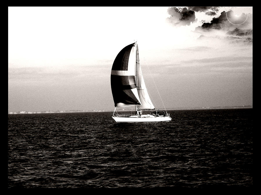 Boat Photograph - The Boat by Stephane Ducarrouge