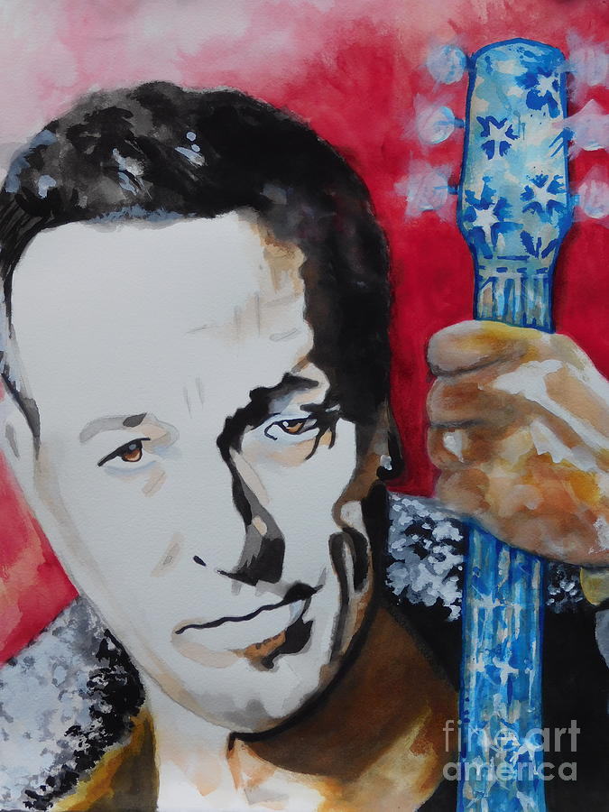 The Boss Painting