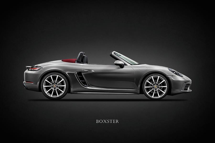 Porsche Boxster Photograph - The Boxster by Mark Rogan