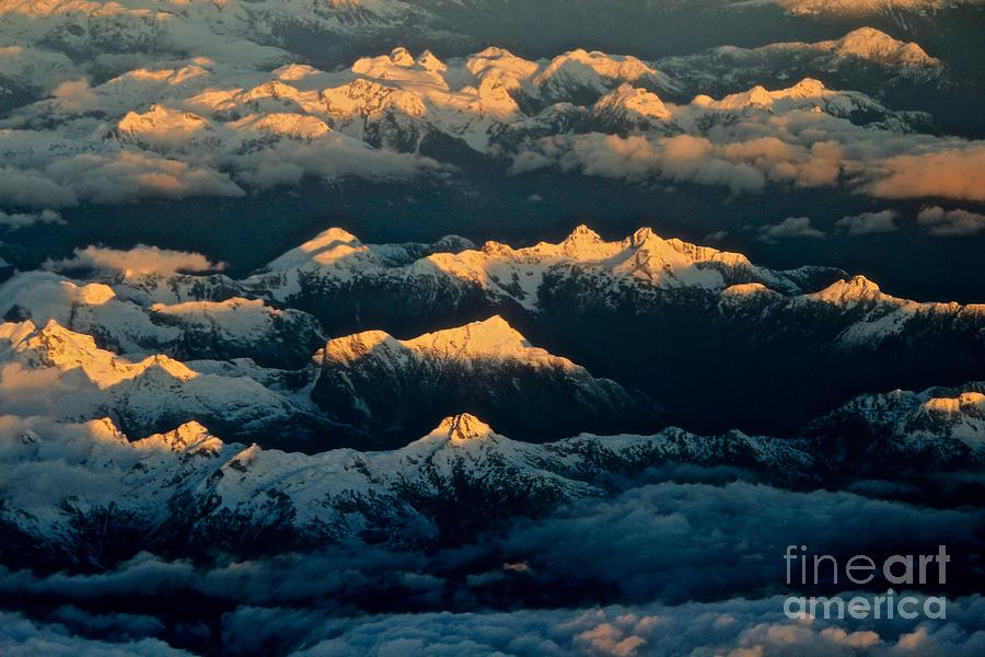 Dawn Photograph - The Break Of Day by Peter Jamieson