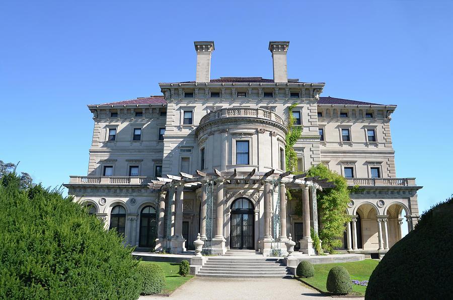 The Breakers - Vanderbilt Mansion - Newport Rhode Island ...