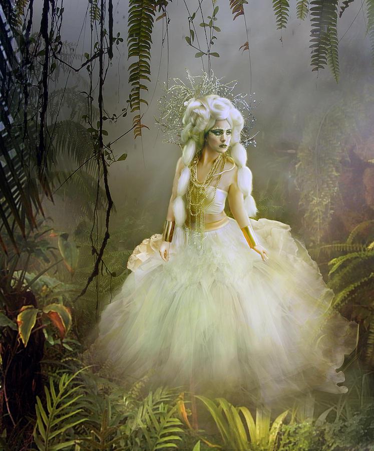 The Bride Digital Art