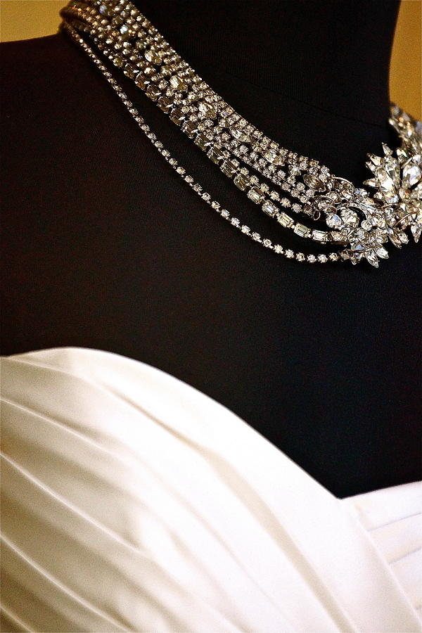 Weddings Photograph - The Bride To Be by Ira Shander