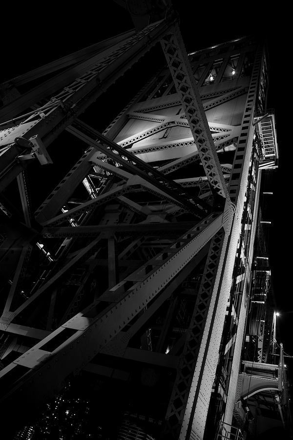 Architecture Photograph - The Bridge by Eric Christopher Jackson
