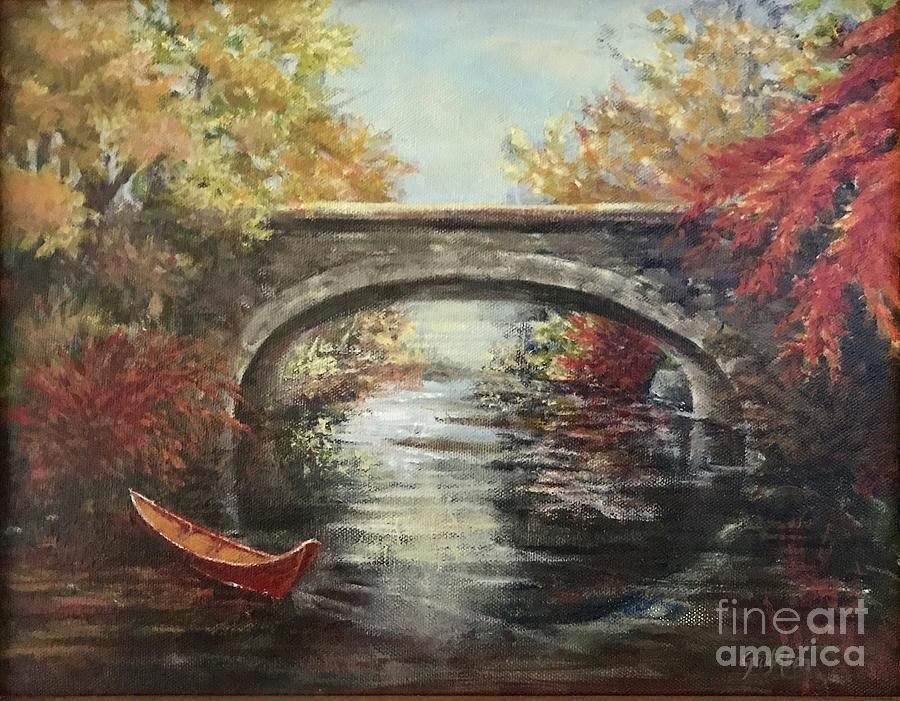 The Bridge Fall by Gail Allen