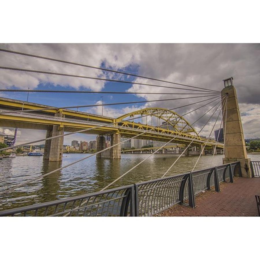 Bridge Photograph - The Bridge. No Not Mc Shan Aka Queens by David Haskett II