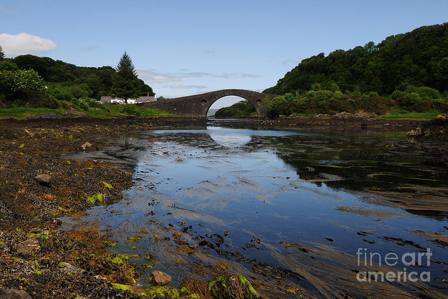 Atlantic Bridge Photograph - The Bridge Over The Atlantic by Smart Aviation