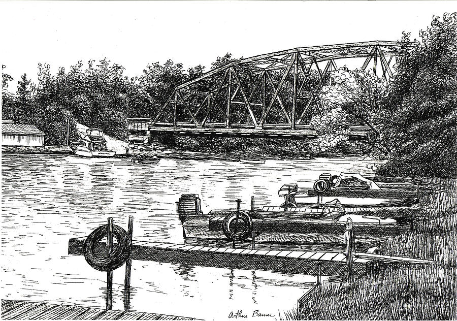 The Bridges, Orleans County Ny Drawing