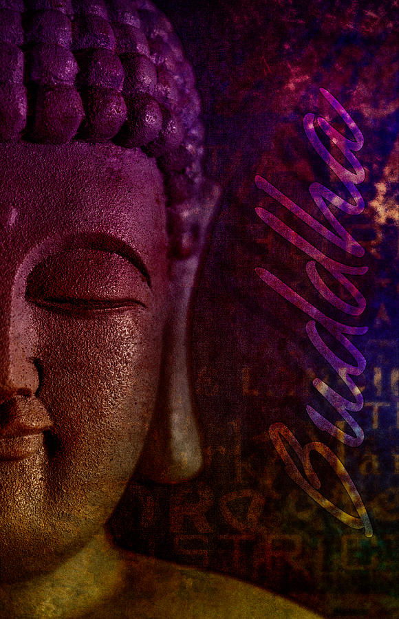 Buddha Photograph - The Buddha by Ray Van Gundy