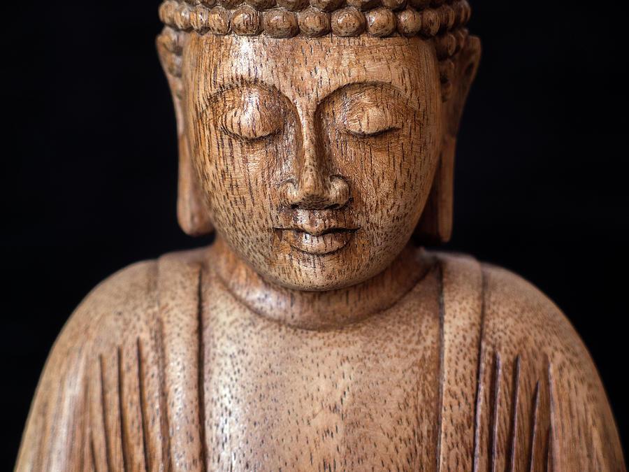 Buddha Photograph - The Buddha by Martin Vorel