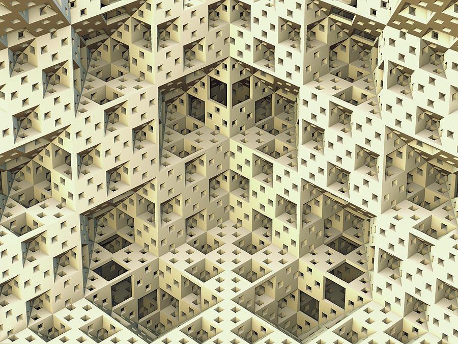The Building Digital Art