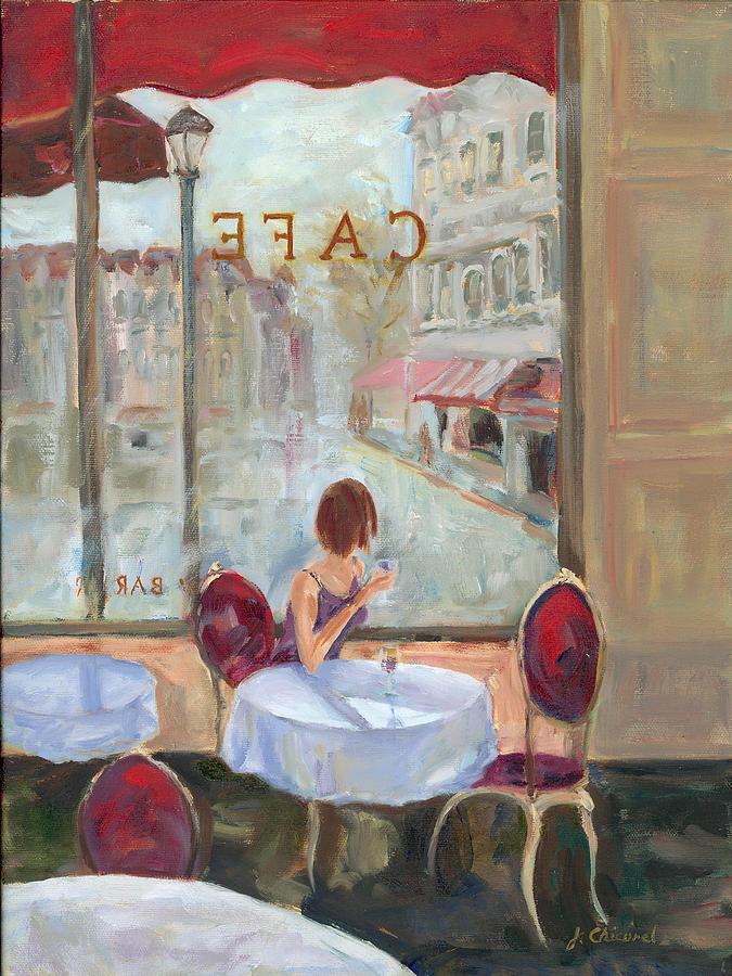 The Cafe by Joe Chicurel