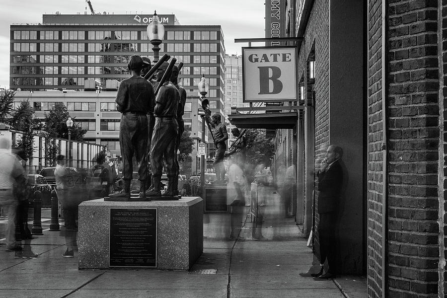 Boston Photograph - The Call by Denny Weinmann