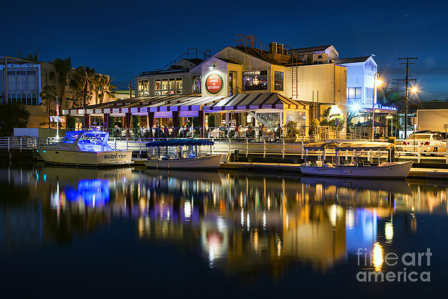 Cannery Photograph - The Cannery Restaurant by Eddie Yerkish