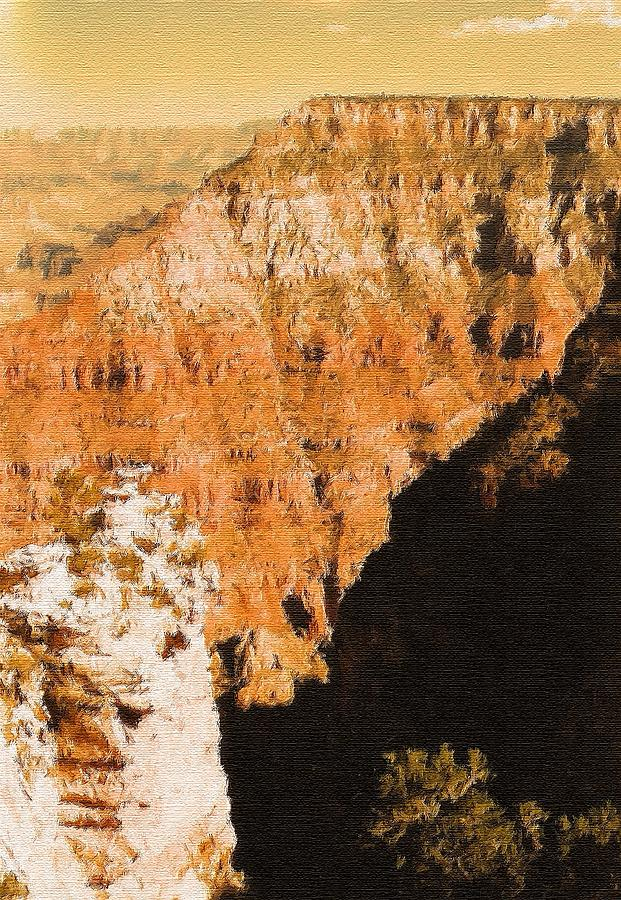 Canyon Photograph - The Canyon by John Winner