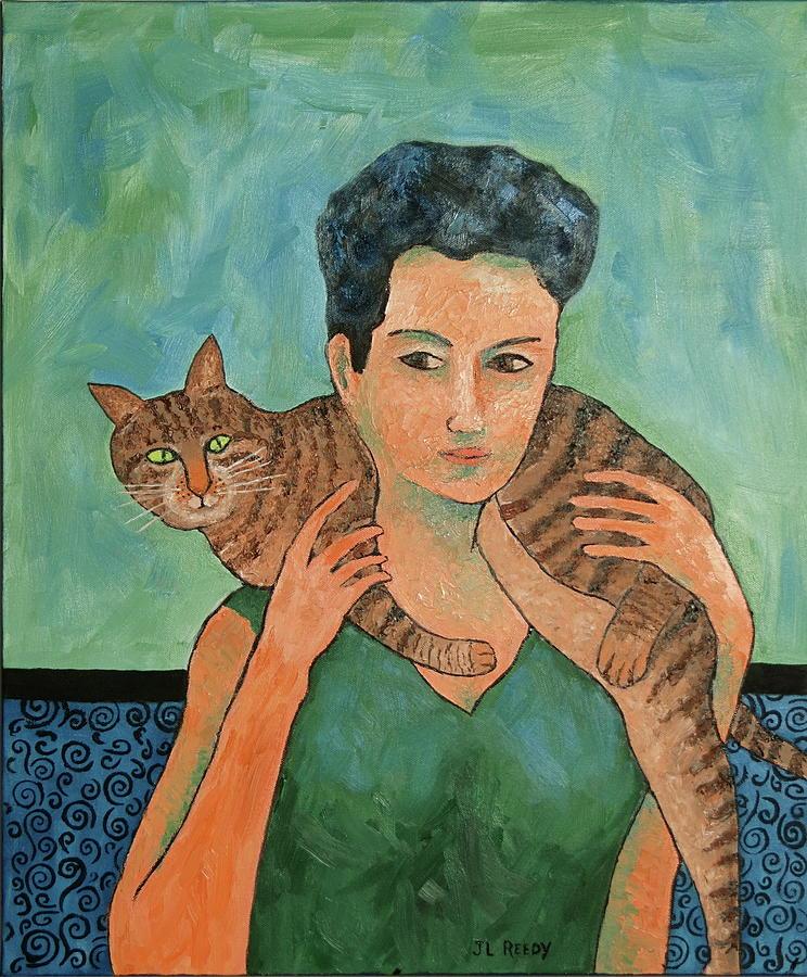 The Cat Lady by J Loren Reedy