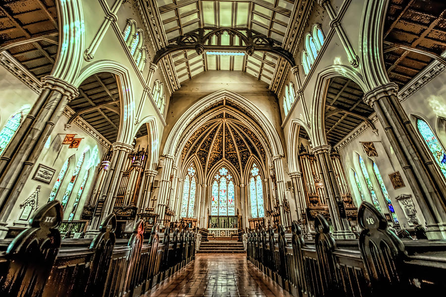 The Cathedral Church of St. James 1 Photograph by Michelle ...