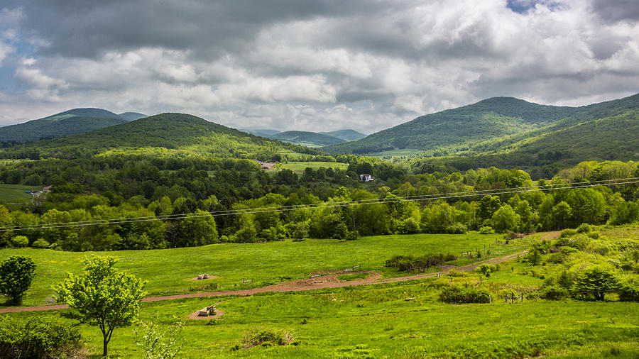 The Catskill Mountains by Paula Porterfield-Izzo