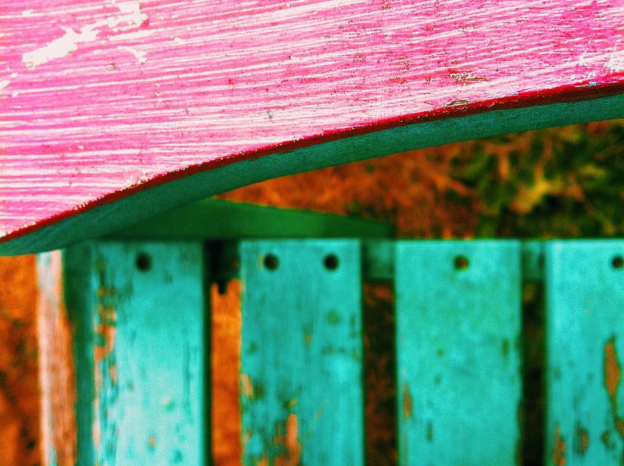 Chair Photograph - The Chair by Eddie G