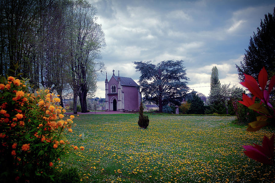 Chapel Photograph - The Chapel by Chris Hood