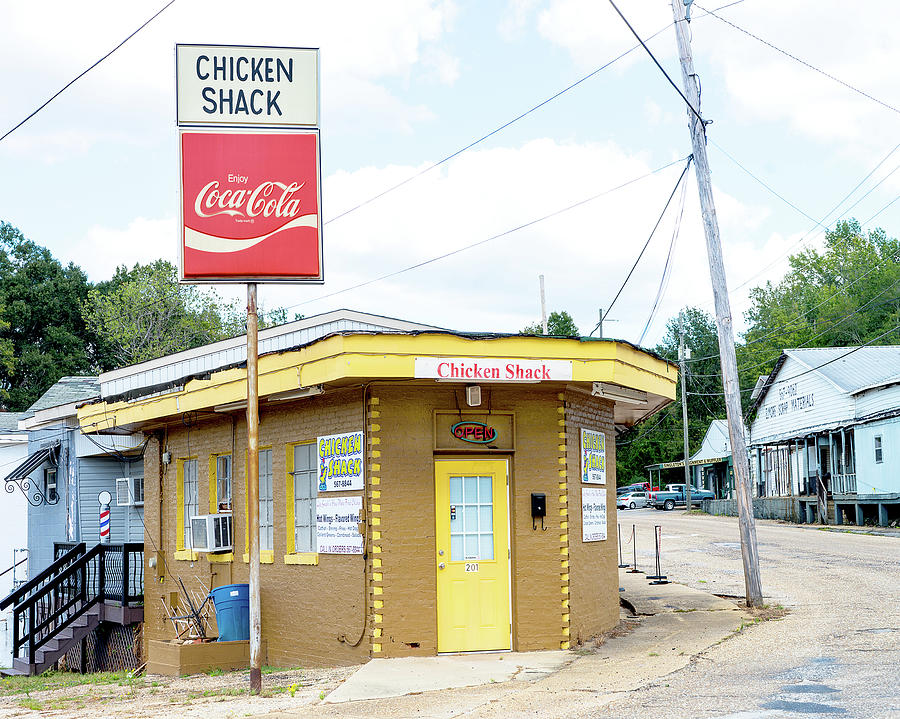 The Chicken Shack Photograph
