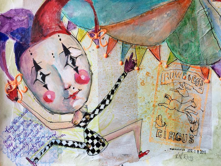 The Circus Inside by Vicki Ross