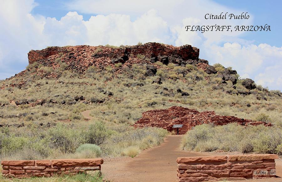 The Citadel Flagstaff Az Photograph