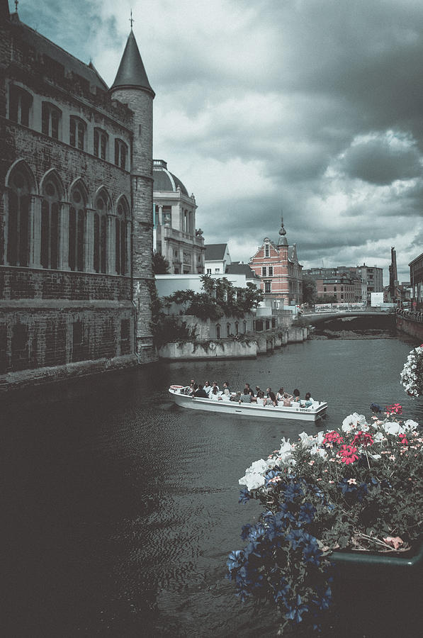 The City Of Flowers Photograph