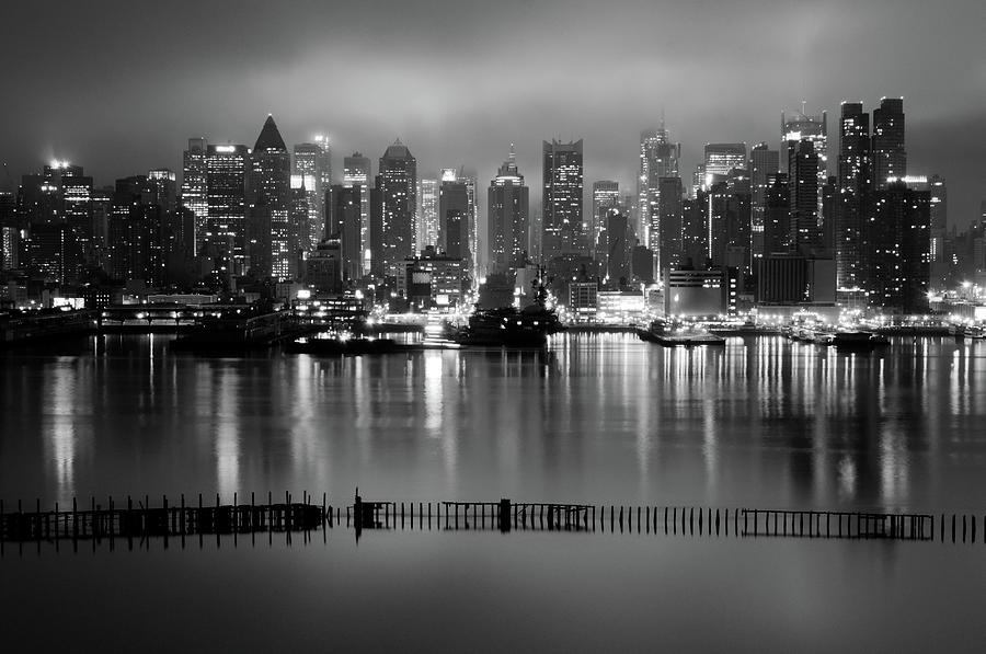 New York City Photograph - The City That Never Sleeps by Daniel Lih