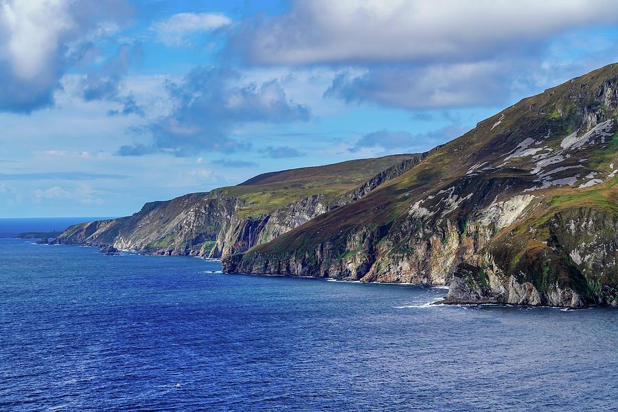 Ireland Photograph - The Cliffs by Ric Schafer