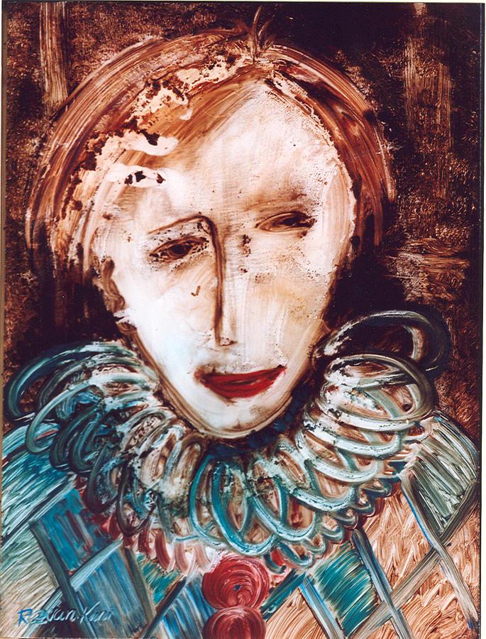 The clown by Rezvan Kani