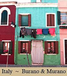 Italy Photograph - The Color Of Laundry      Burano by Cella Neapolitan