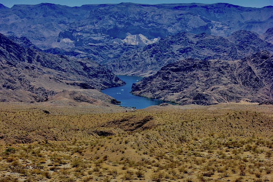 The Colorado River Photograph