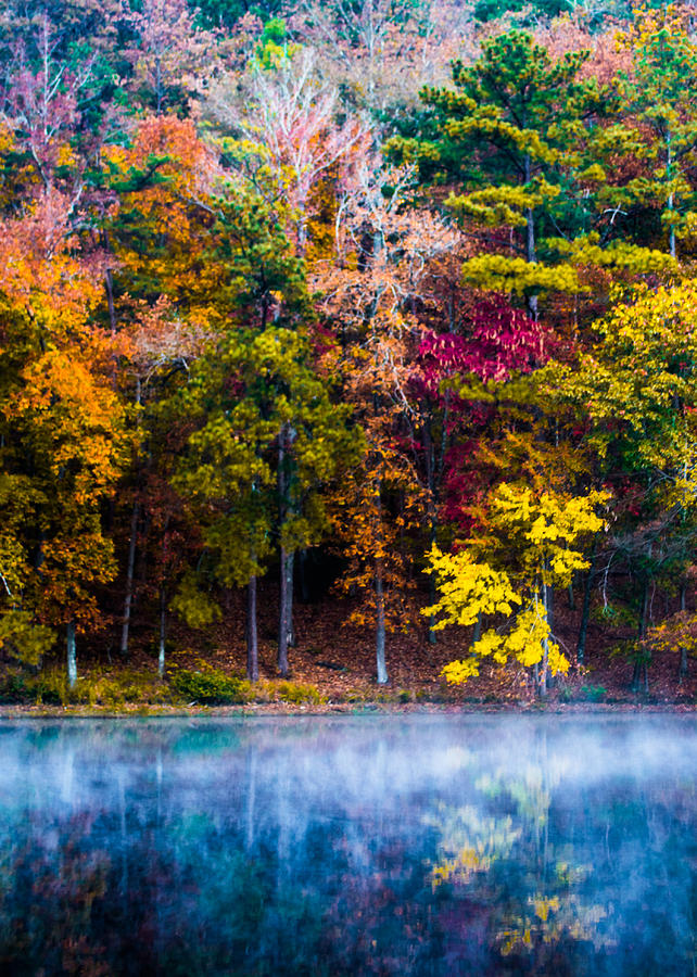 The Colors of Autumn by Parker Cunningham
