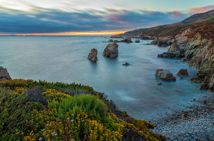 Landscape Photograph - The Colors Of Summer by Jonathan Nguyen