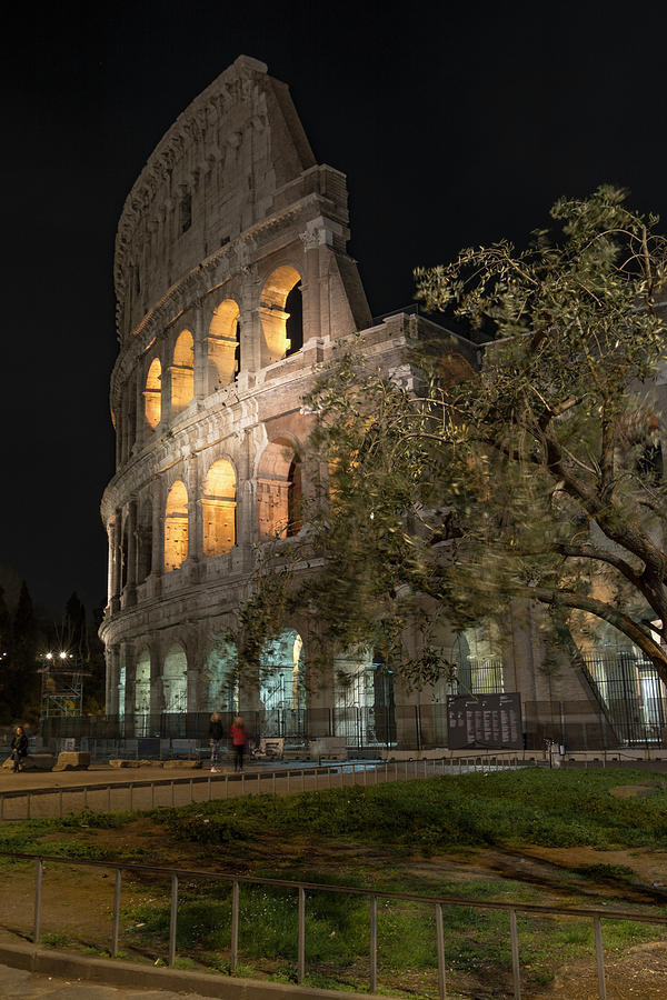 The Colosseum - 2 by Gary Lengyel