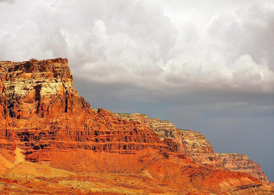Vermilion Cliffs Photograph - The Condors Land by Christine Till