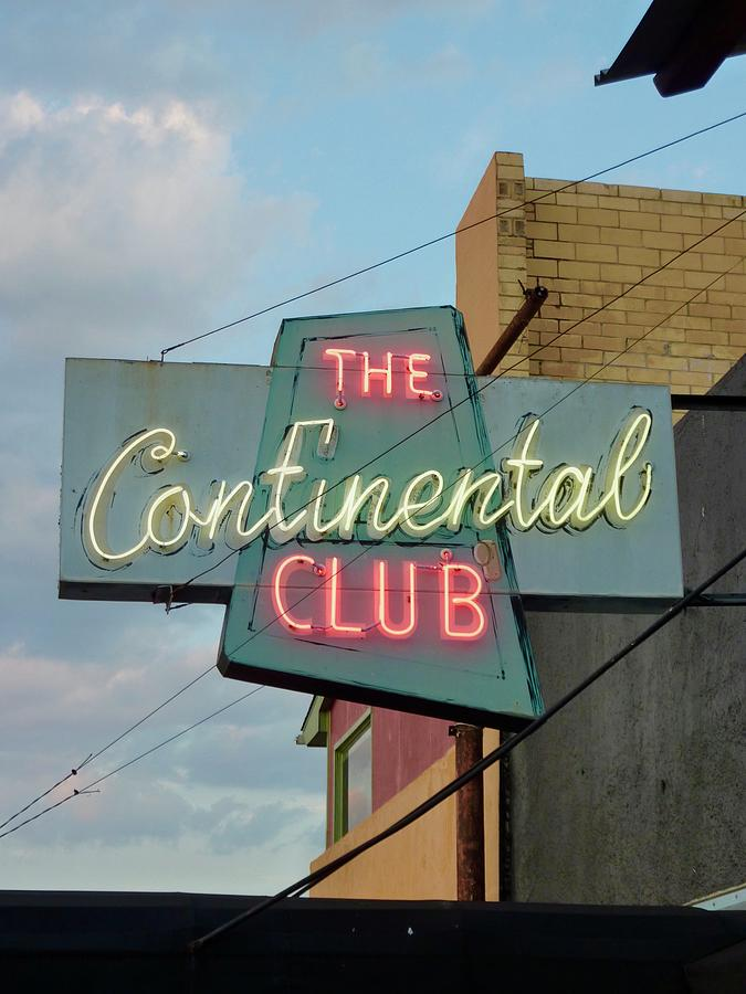 The Continental Club by Gia Marie Houck