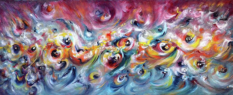 The Cosmic Dance  by Harsh Malik